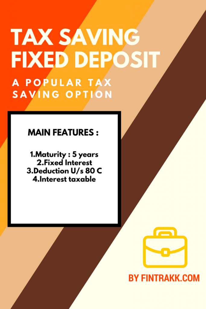 Tax saving FD,Tax saver FD,Tax saving options,section 80 C,tax saving investments