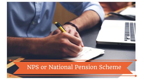 NPS,National Pension Scheme,NPS Account,NPS Scheme