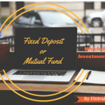 FD vs MF, FD vs mutual fund Infographic, Mutual fund infographic, FD or mutual funds