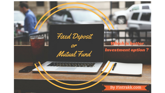 Fixed Deposit vs Mutual fund: Infographic!