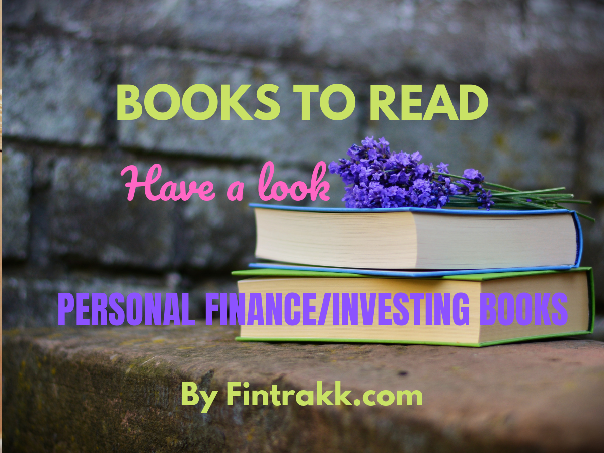11 Best Personal Finance/Investing Books for You to Read!