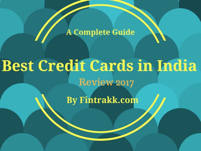 Best credit cards,top credit cards,Best credit cards India