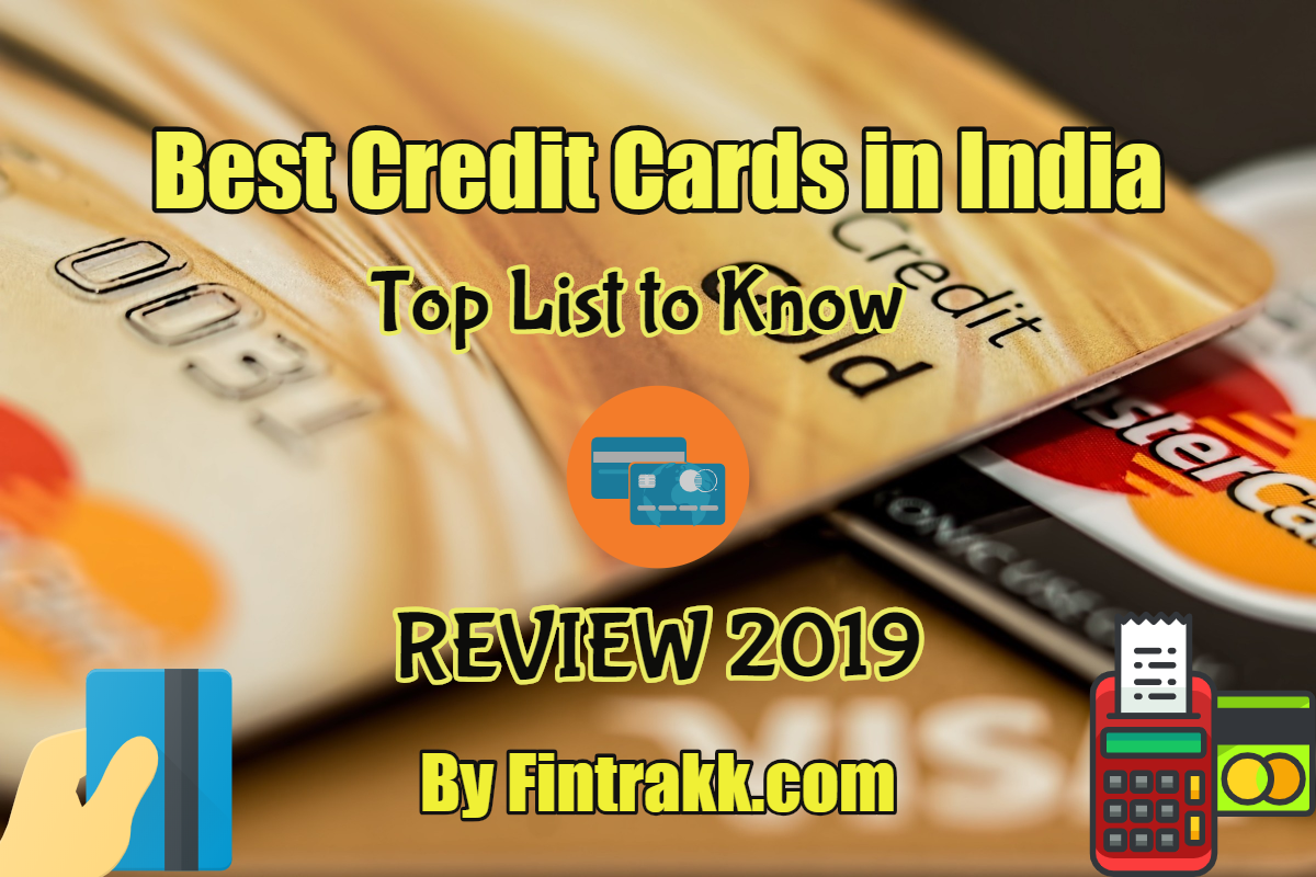 11 Best Credit Cards In India: Top Review 2020
