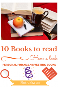 Personal finance books,Investing Books,books on investment,finance books