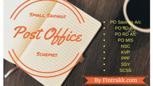 Post Office Savings Schemes,Post office schemes