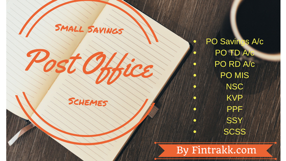 Post Office Savings Schemes,Post office schemes