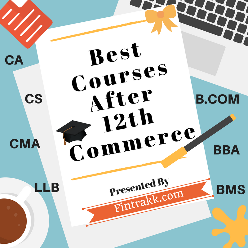 courses after 12th commerce, commerce courses, list of commerce courses, best courses after 12th commerce