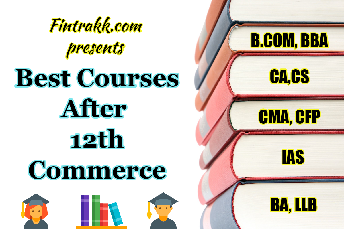 Courses available in canada after 12th commerce