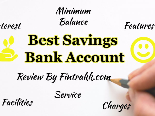 Best Savings bank account,savings account,best savings account