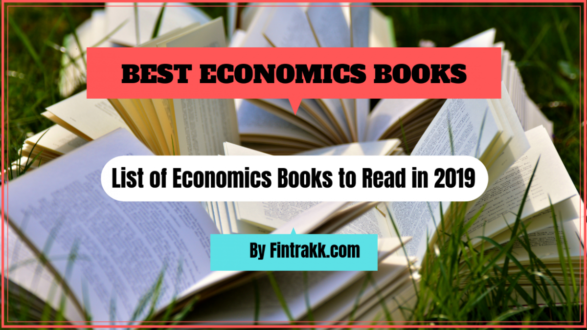 Best Economics Books: Top 15 List to checkout in 2020