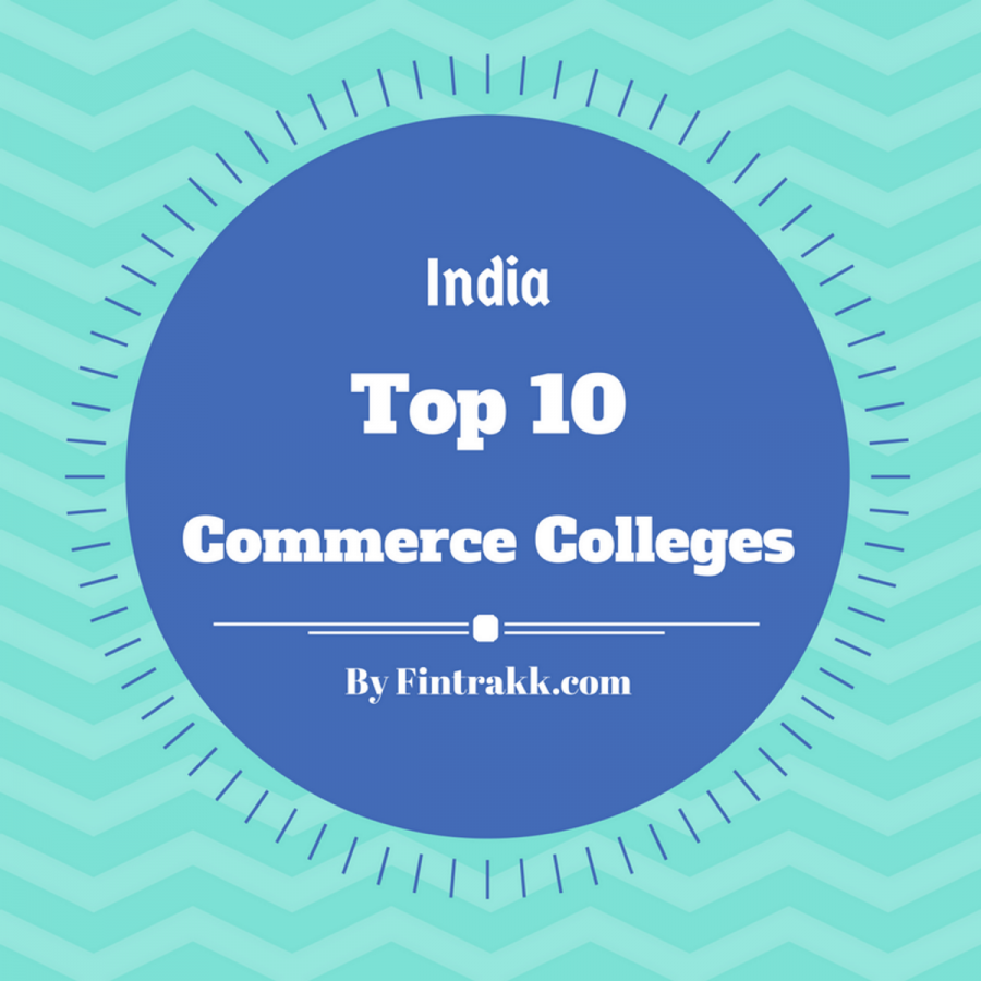 Top 10 Commerce Colleges in India 2020