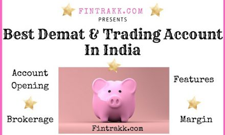 Best Demat and Trading Account in India: Comparison & Review 2021