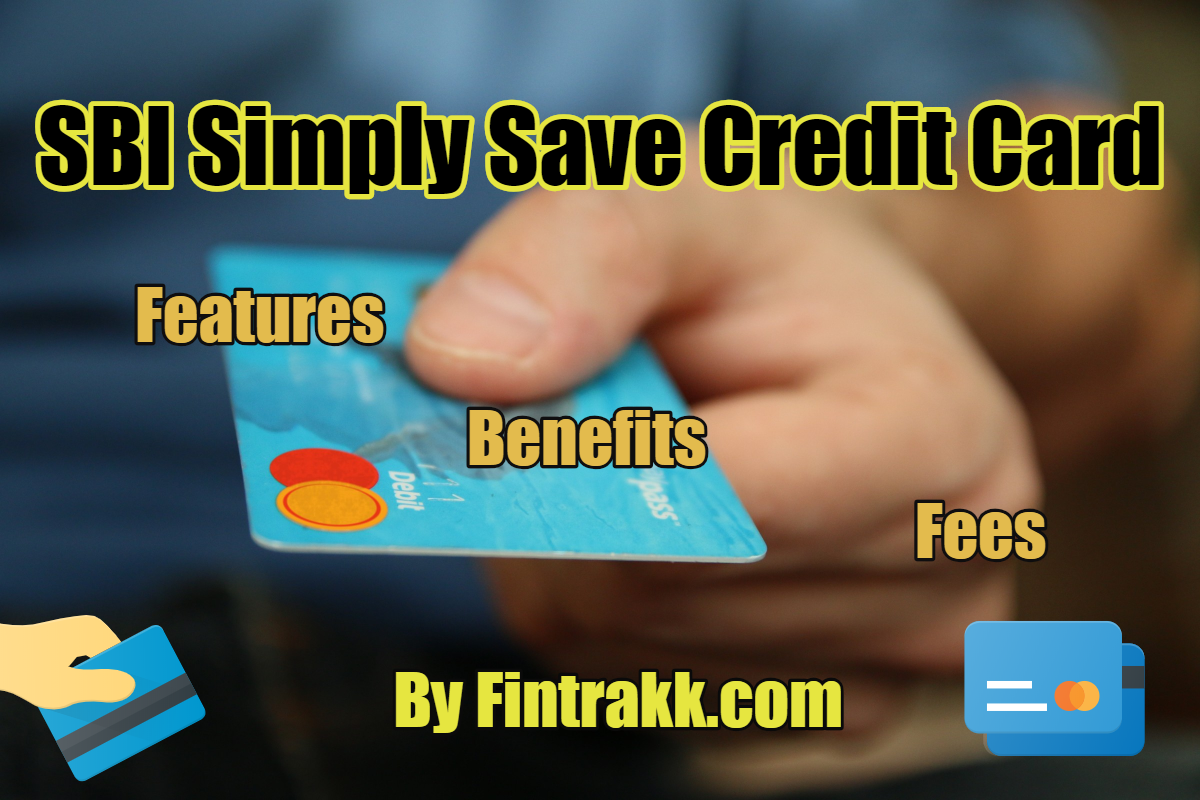 SBI Simply Save Credit Card, SBI Simply save, simply save credit card, SBI credit card