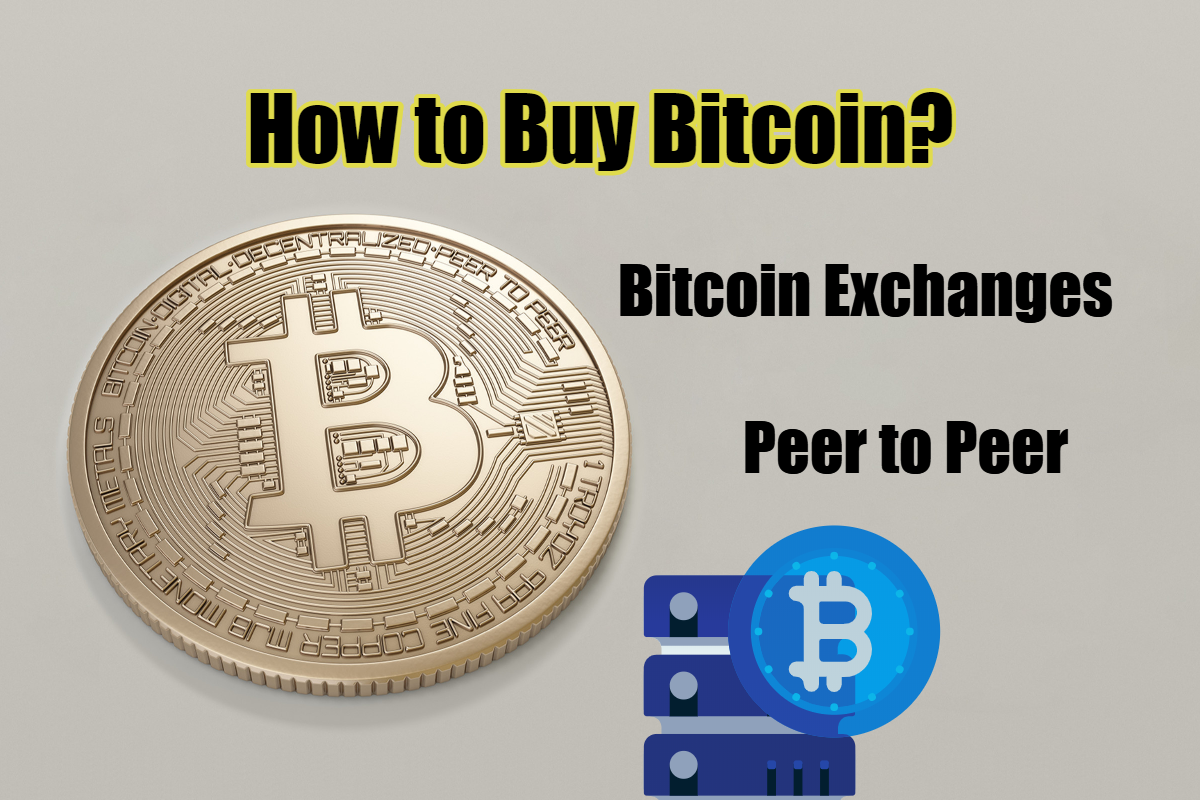 How to buy Bitcoin: Best Exchange and Trading Sites !