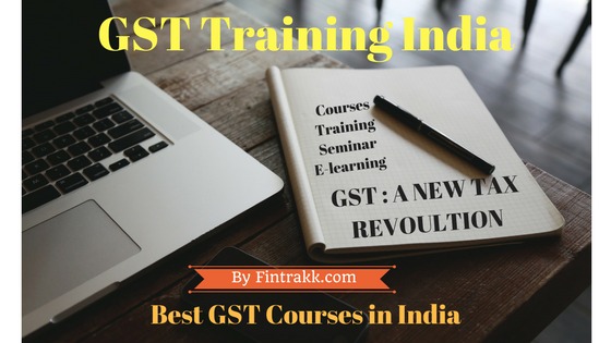 GST Training,GST Courses,best GST Courses,GST Certificate courses