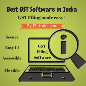 Best GST Software,GST Software in India,GST Filing Software,GST Software
