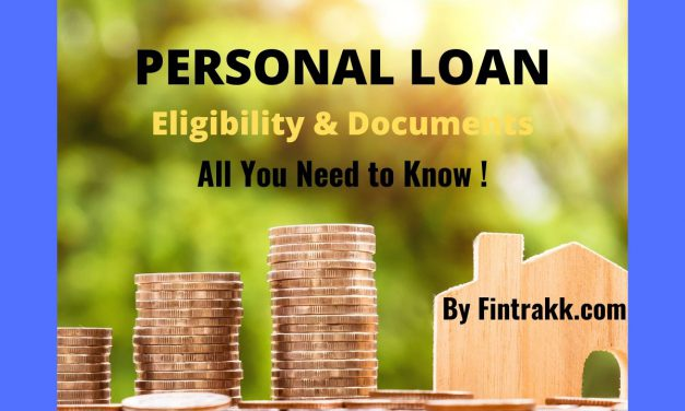 Applying for Personal Loan: Check Eligibility,Documents & Apply online!