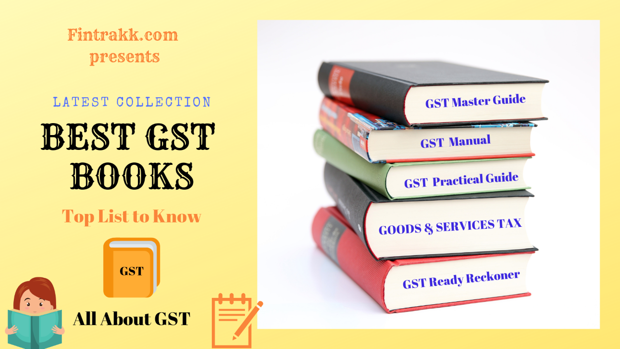 Best GST Books in India: Top List to learn GST