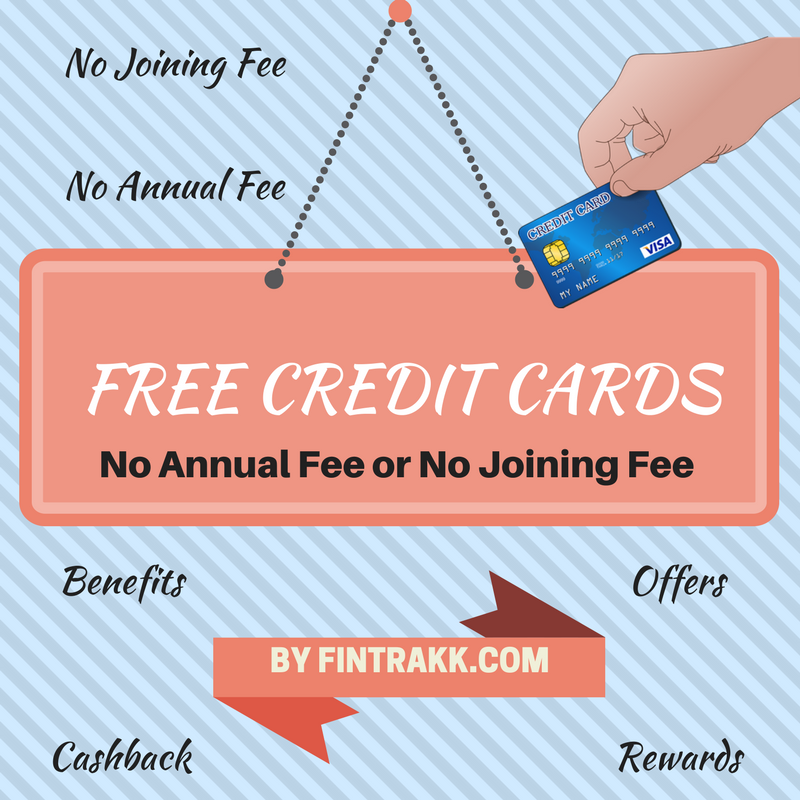 Cash back credit cards with no annual fee in india best for Business credit cards with no annual fee