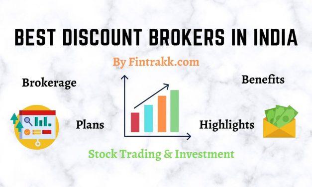 Best Discount Brokers in India: Top 10 List 2021