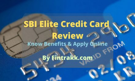 SBI Elite Credit Card Review: Know Benefits & Apply Online