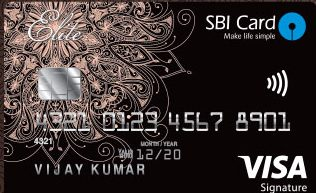 SBI Elite Credit Card Review : Know Benefits & Apply Online