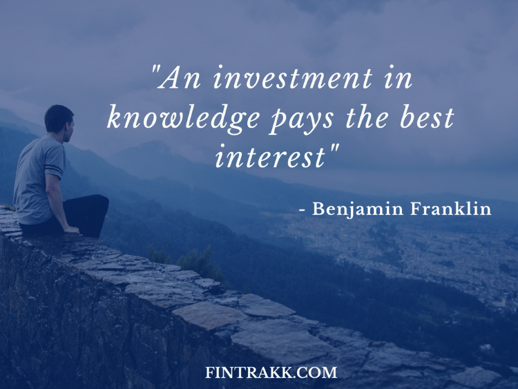 Finance Quotes Best Inspirational Financial Quotes Fintrakk Impressive Financial Quotes