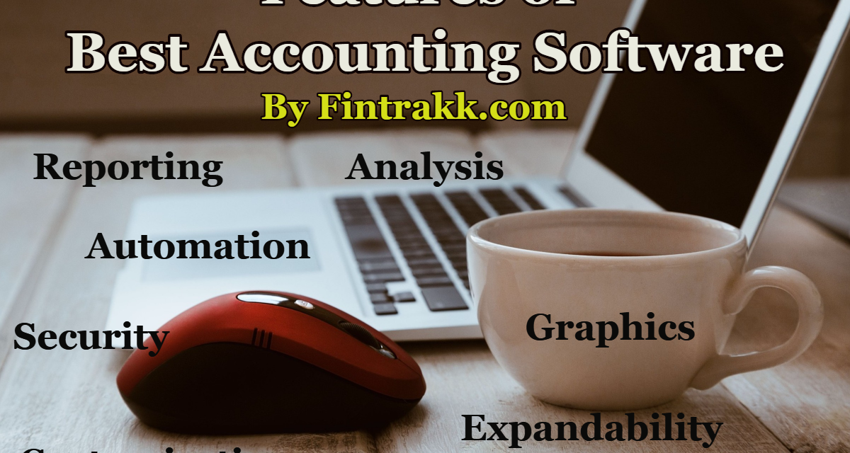 10 Top Features of Best Accounting Software