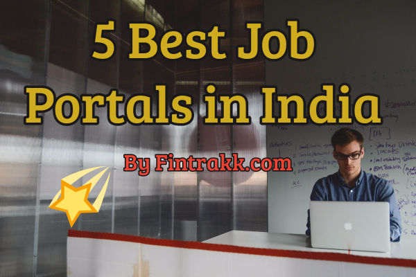 5 best job portals in india  top list 2019