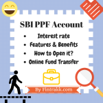 SBI PPF Account,PPF Account in SBI,SBI PPF Interest rate,PPF Account