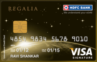 HDFC Regalia Credit Card Benefits & Rewards: Review 2021