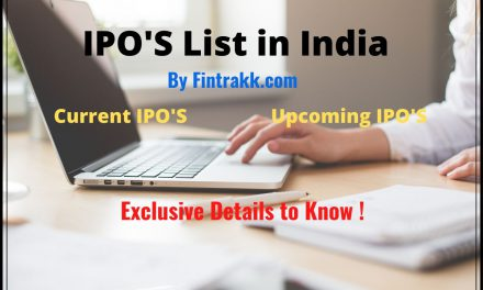 Current and Upcoming IPOs in India: Latest list