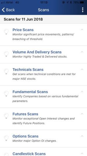 Stockedge, Stock market mobile app, stock market app, Stockedge app