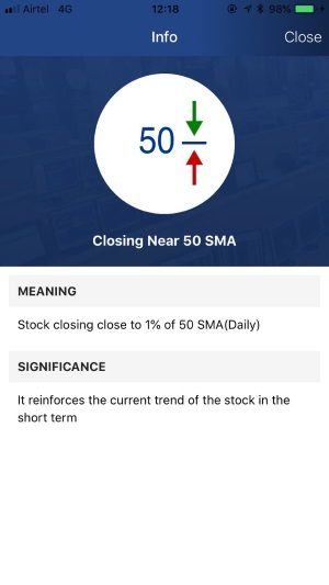 Stockedge, Stock market mobile app, stock market app, Stockedge app