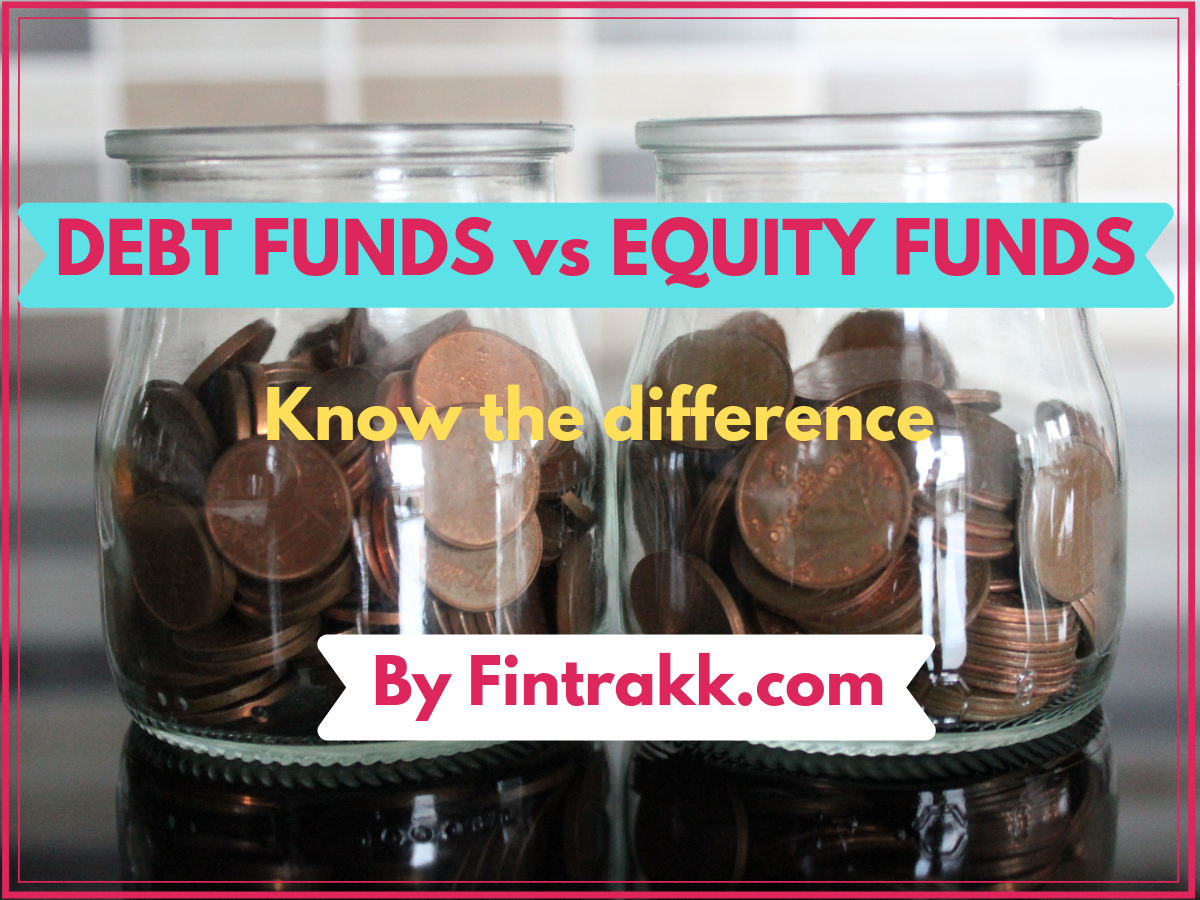 Debt Funds vs Equity Funds: Know the Difference!