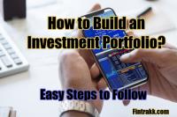 How to Build an Investment Portfolio to Grab Maximum Profits?