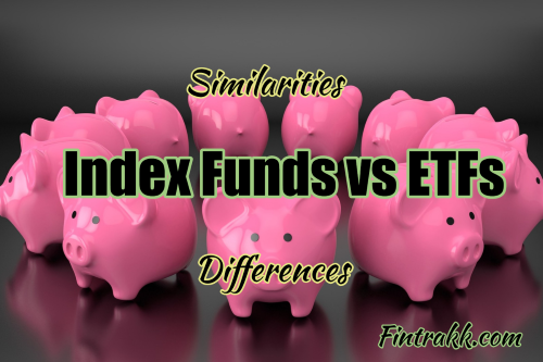 Index funds vs ETFs, Index funds vs ETF, difference between etf and index fund, index funds, ETFs