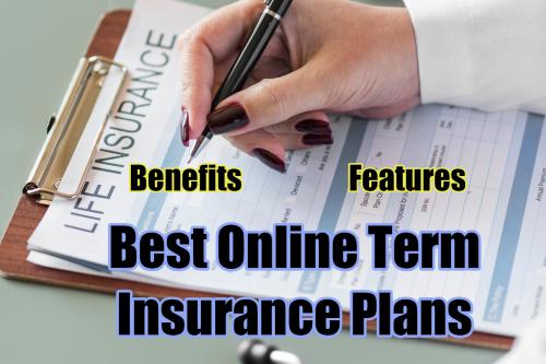 best term insurance plans, term insurance plans, best online term plan, term insurance