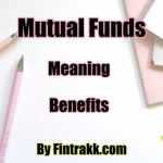 Mutual funds meaning, mutual funds