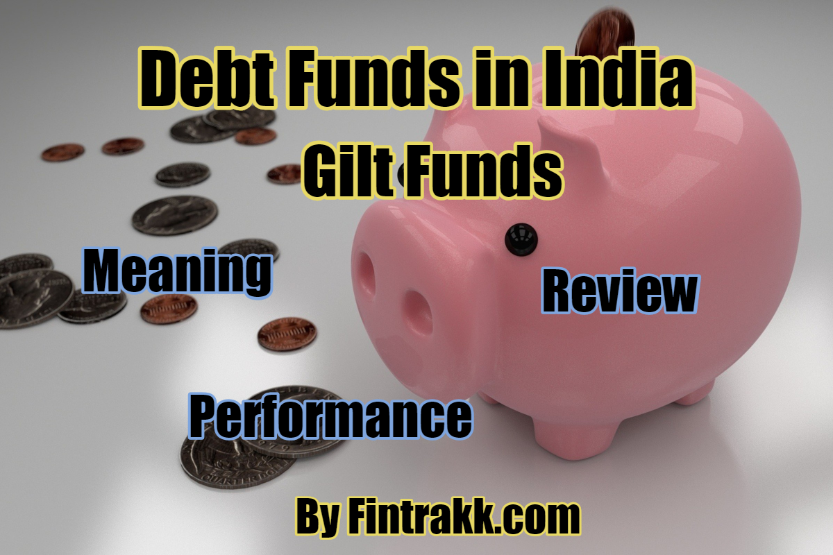 Gilt Funds vs Debt Funds: Difference, Review, Performance & Returns