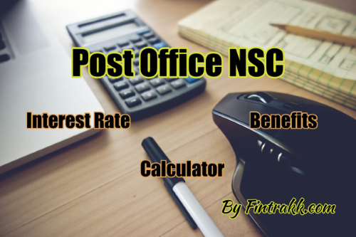 Post office NSC Interest, Post office NSC, NSC interest rate, NSC