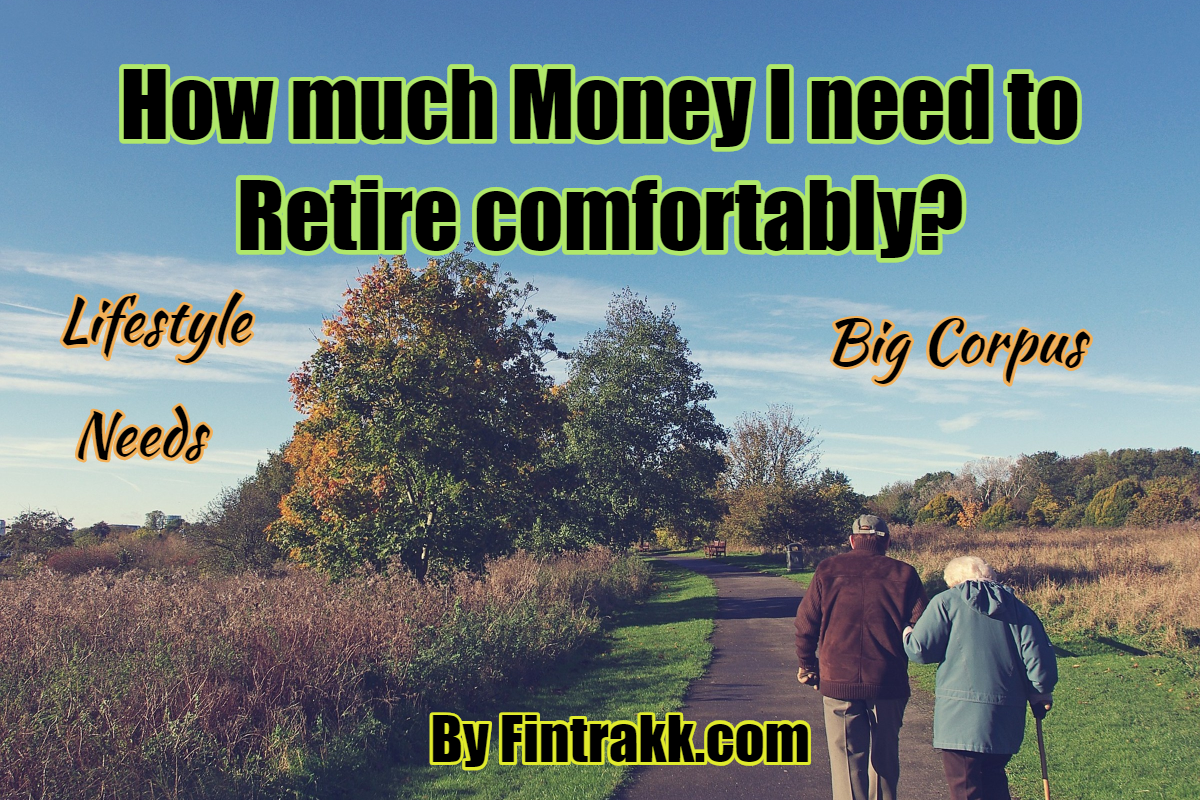 How Much Money Do You Need For Your Retirement?