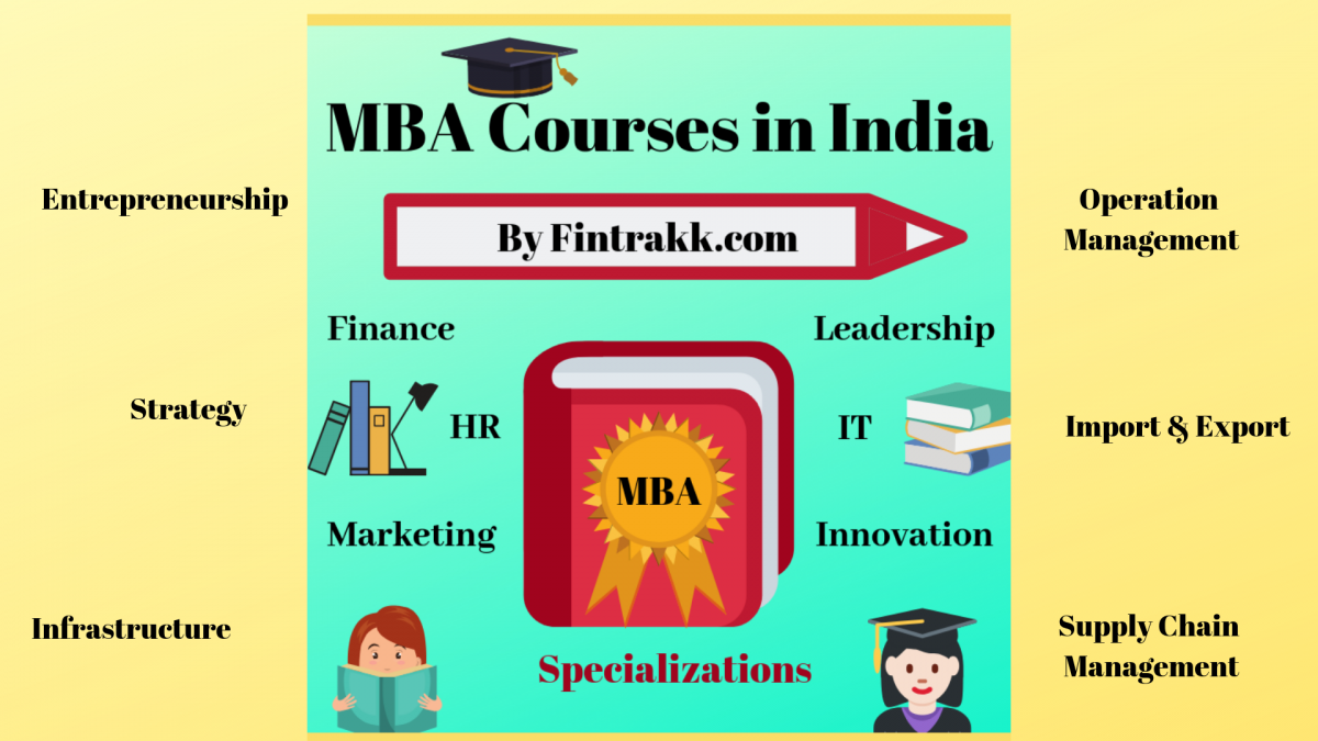Best MBA Courses in India: Types & Specializations List