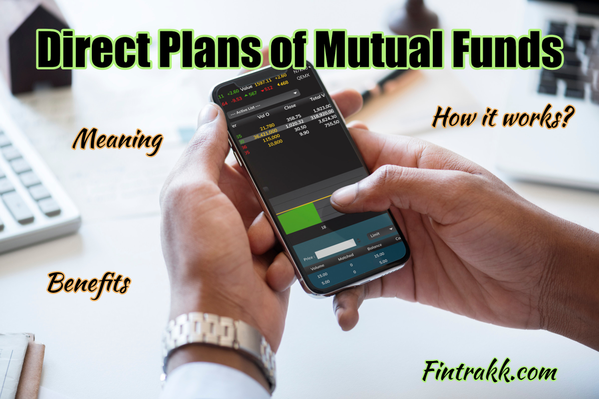 What are Direct plans in Mutual funds? Meaning & Benefits