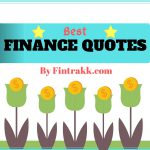 Best Financial Quotes and sayings, Finance Quotes, Financial quotes, finance management quotes