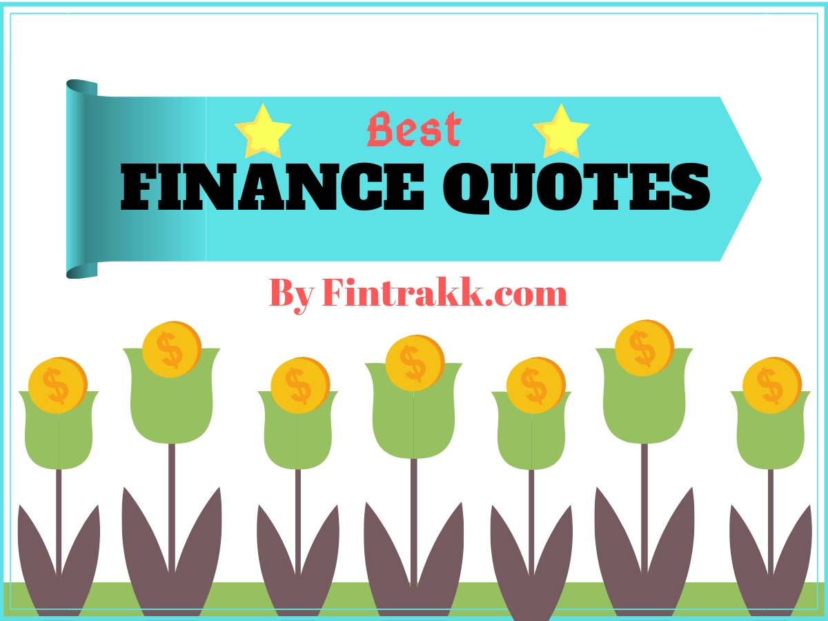 Best Finance Quotes: Financial & Money Management Quotations & Sayings