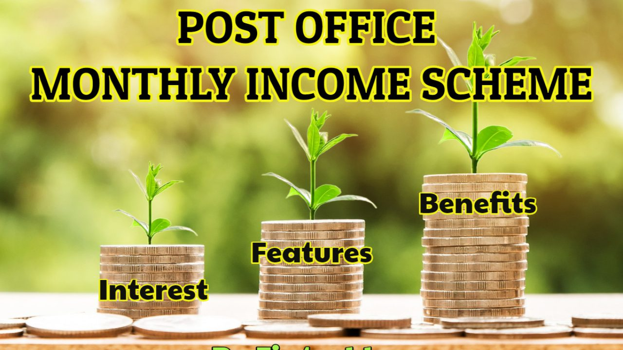 Post Office Monthly Income Scheme (POMIS): Interest rate