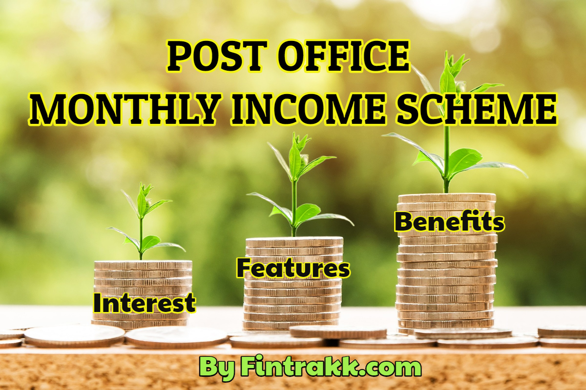 Post Office Monthly Income Scheme (POMIS): Interest rate, Features