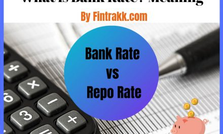 What is Bank Rate in India? Meaning: Bank Rate vs Repo Rate
