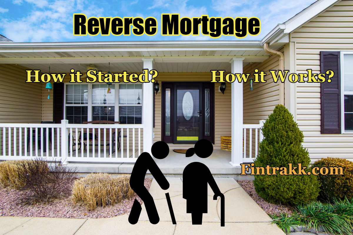 Reverse mortgages, how reverse mortgage works